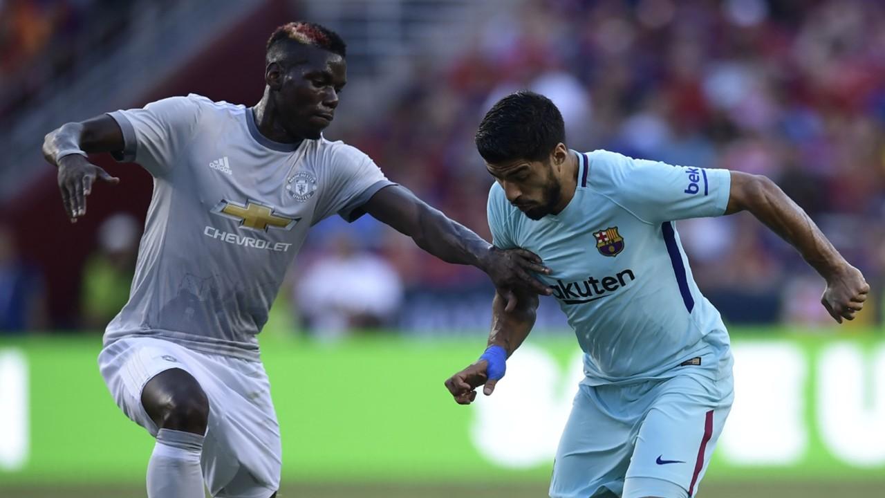 Chưa đến Barca, Pogba đã nhận được lời chào mừng (Suarez) - Bóng Đá