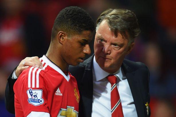 Mourinho và 3 cầu thủ MU đang khiến tương lai Rashford trở nên mù mịt? - Bóng Đá