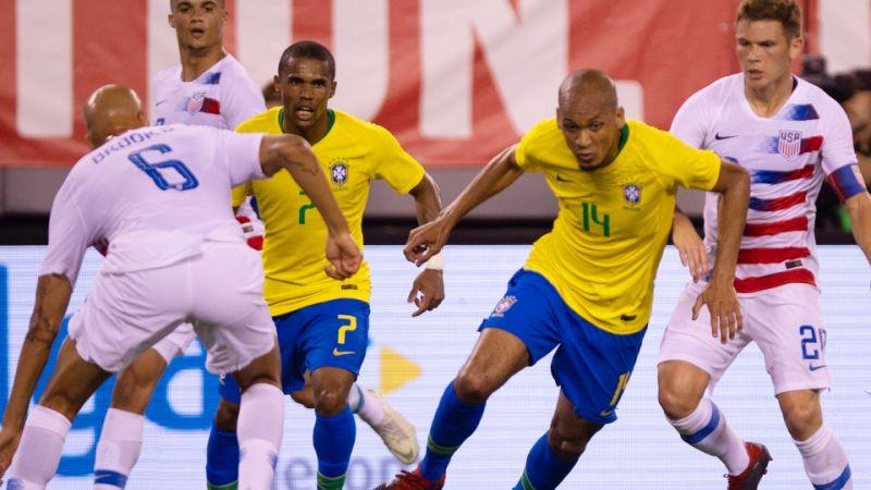 Fabinho gửi thông điệp cứng rắn đến Klopp sau màn tái xuất ở ĐT Brazil - Bóng Đá