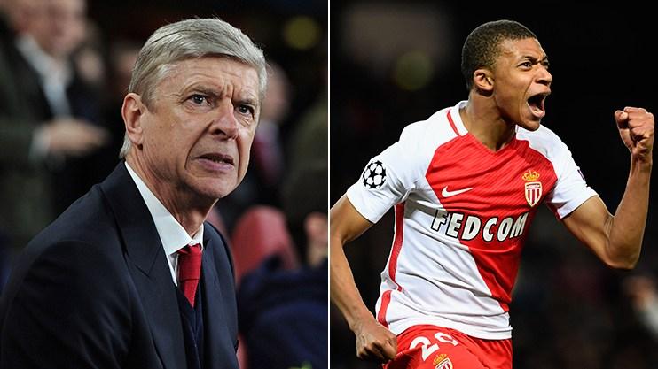 TIẾT LỘ: Chelsea và Arsenal từng thất bại trong việc chèo kéo Mbappe - Bóng Đá