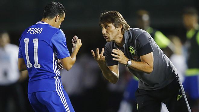 Pedro BẤT NGỜ nói lời cay đắng về triều đại của Conte ở Chelsea - Bóng Đá