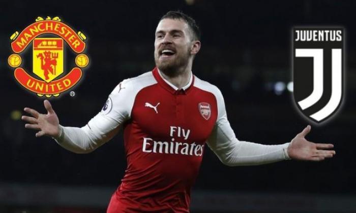 Được M.U dạm hỏi, Arsenal định giá Aron Ramsey - Bóng Đá