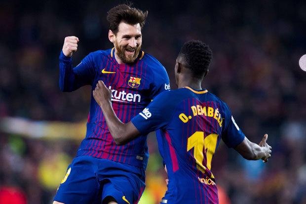 Messi đề nghị Barca dùng Dembele đổi lấy tiền vệ 23 tuổi của PSG (Adrien Rabiot) - Bóng Đá