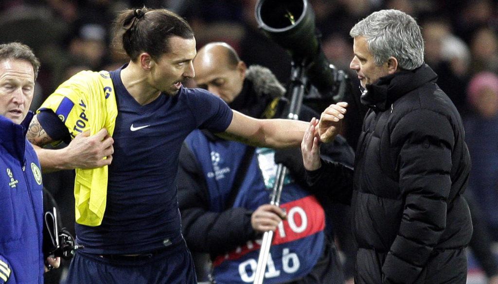 Đây, lý do Mourinho muốn Ibrahimovic trở lại Man Utd - Bóng Đá