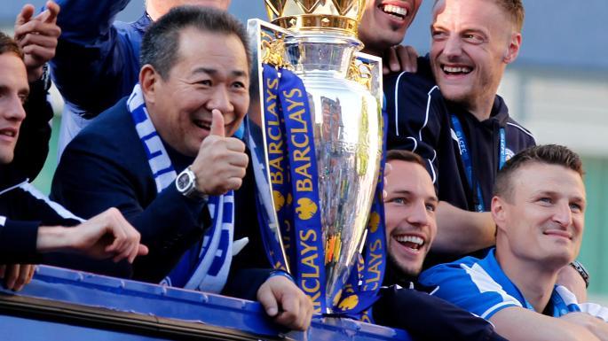 Đây, điều Chủ tịch Vichai đã nói khiến Drinkwater từ bỏ M.U gia nhập Leicester - Bóng Đá