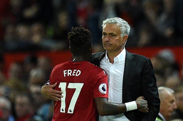Fred nói điều thật lòng về Mourinho sau trận thắng Young Boys - Bóng Đá