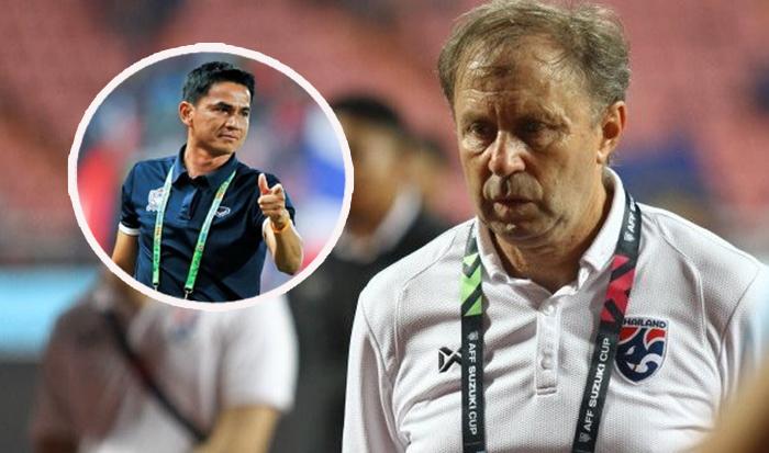 Bị Malay đá khỏi AFF Cup, CĐV Thái Lan đòi FAT làm ngay điều này (mang Kiatisak về) - Bóng Đá