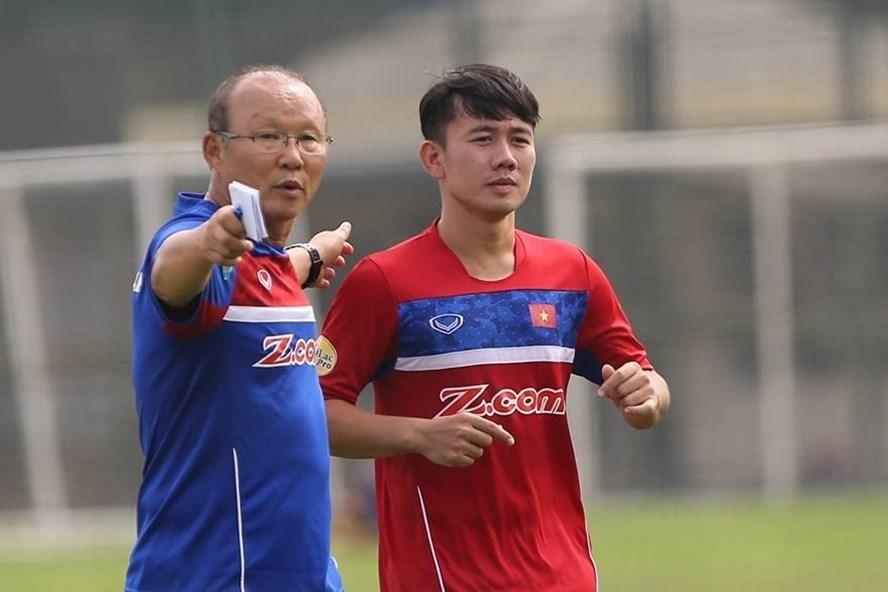 Đấu các đội Tây Á: Đừng lo, thầy Park đã có