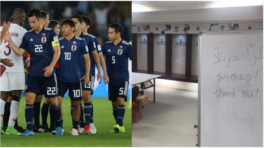Sau Việt Nam, ĐT Nhật Bản cũng chia tay Asian Cup với phong cách