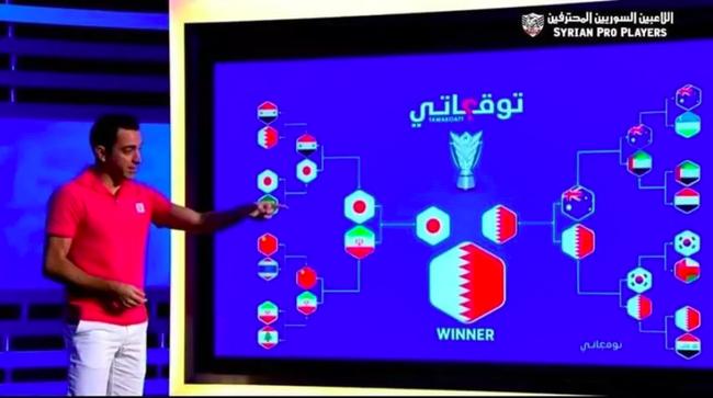 Dự đoán Asian Cup như