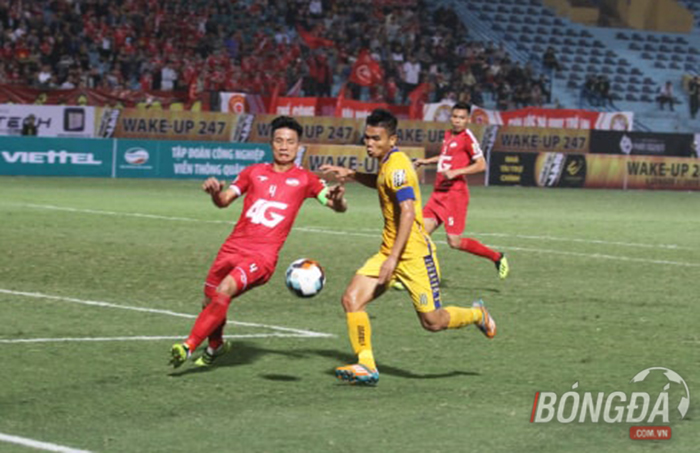 Tổng hợp vòng 2 V-League 2019: HAGL thất thủ tại Pleiku, Hà Nội