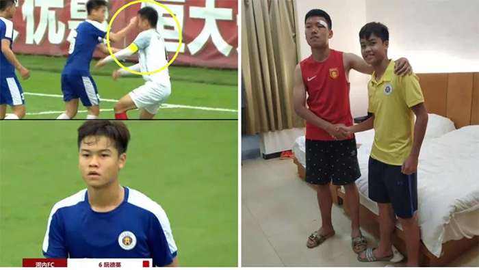 Báo châu Á: Một án phạt từ VFF đang chờ cầu thủ U17 Hà Nội - Bóng Đá