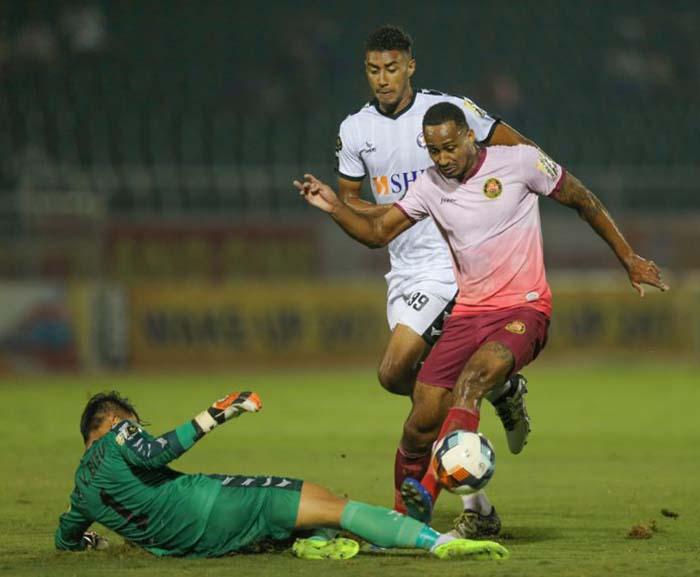Tổng hợp vòng 7 V-League - Bóng Đá