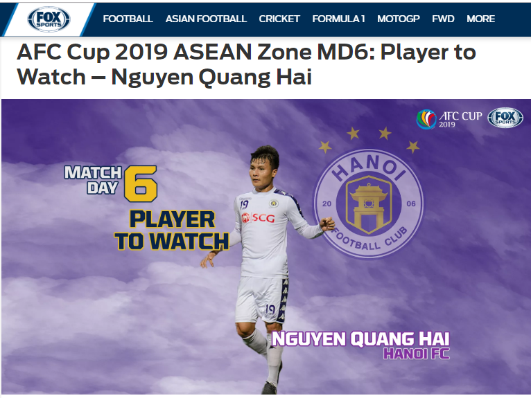 Báo châu Á: Hà Nội vs Tampines Rovers, cuộc chiến 1 mất 1 còn - Bóng Đá