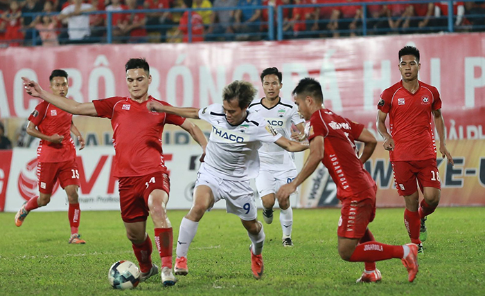 Cuộc đua vua phá lưới V-League 2019: Văn Toàn và sự cô đơn của chân sút Việt - Bóng Đá