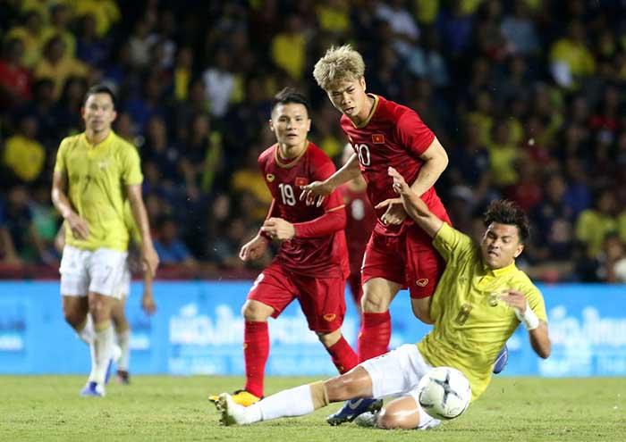 Vì trận đại chiến với Thái Lan và SEA Games, V-League đổi lịch thi đấu - Bóng Đá