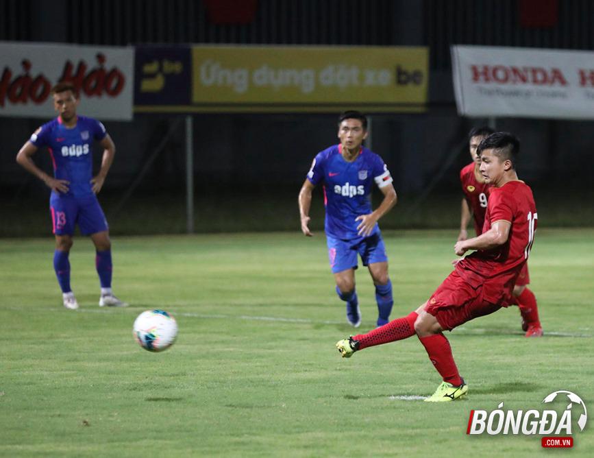 TRỰC TIẾP U22 Việt Nam 1-0 Kitchee SC (Hiệp 2): Martin Lo mở tỷ số - Bóng Đá