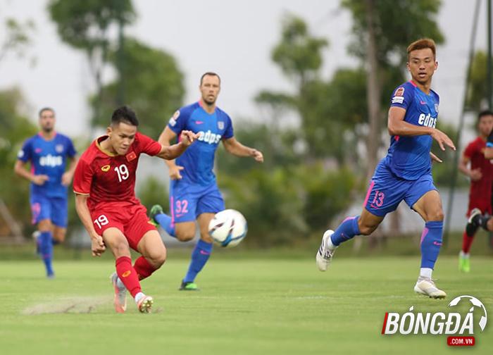 TRỰC TIẾP U22 Việt Nam 0-0 Kitchee SC (Hiệp 1): U22 Việt Nam chiếm ưu thế - Bóng Đá