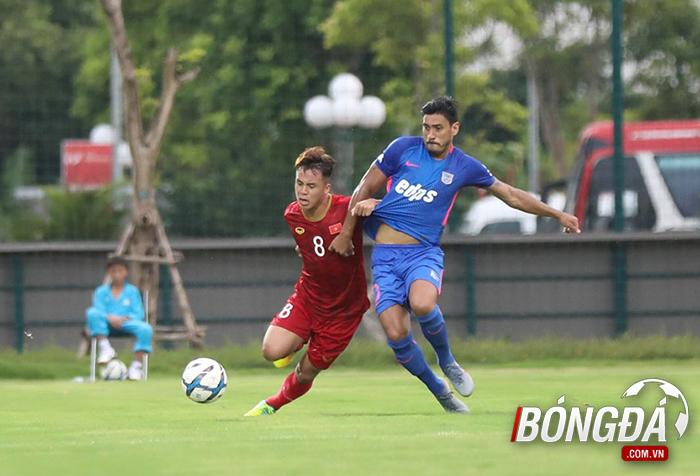 TRỰC TIẾP U22 Việt Nam 0-0 Kitchee SC (Hiệp 2): Chủ nhà tiếp tục nắm thế chủ động - Bóng Đá