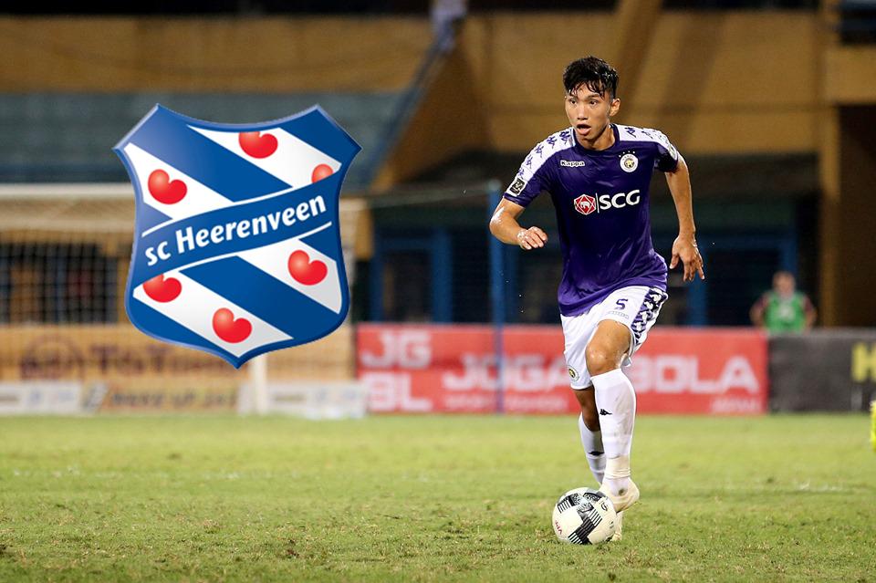 Báo Hà Lan tiết lộ số trận ra sân tối thiểu của Văn Hậu tại SC Heerenveen - Bóng Đá