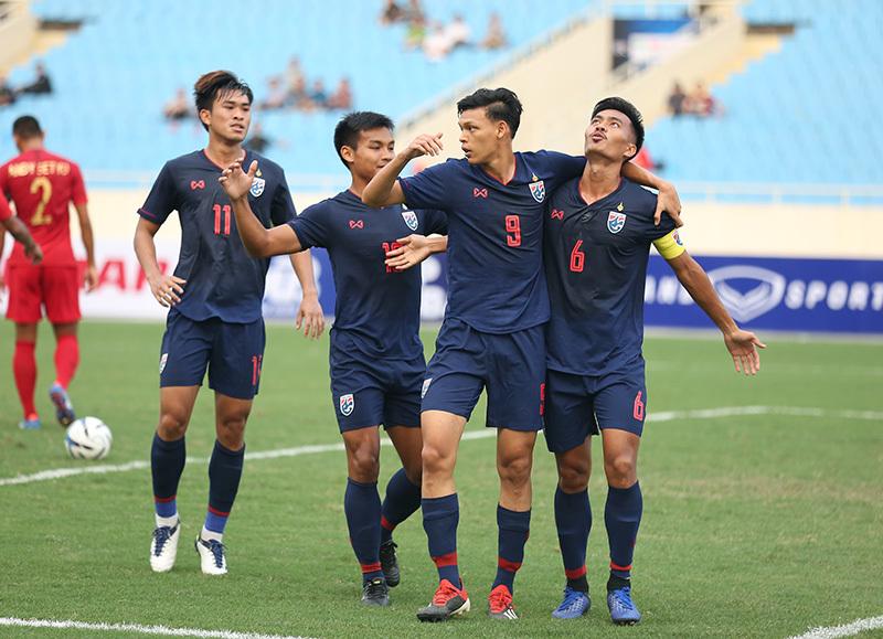 U23 Thái Lan đứng trước nguy cơ bị loại khỏi VCK U23 châu Á 2020 - Bóng Đá