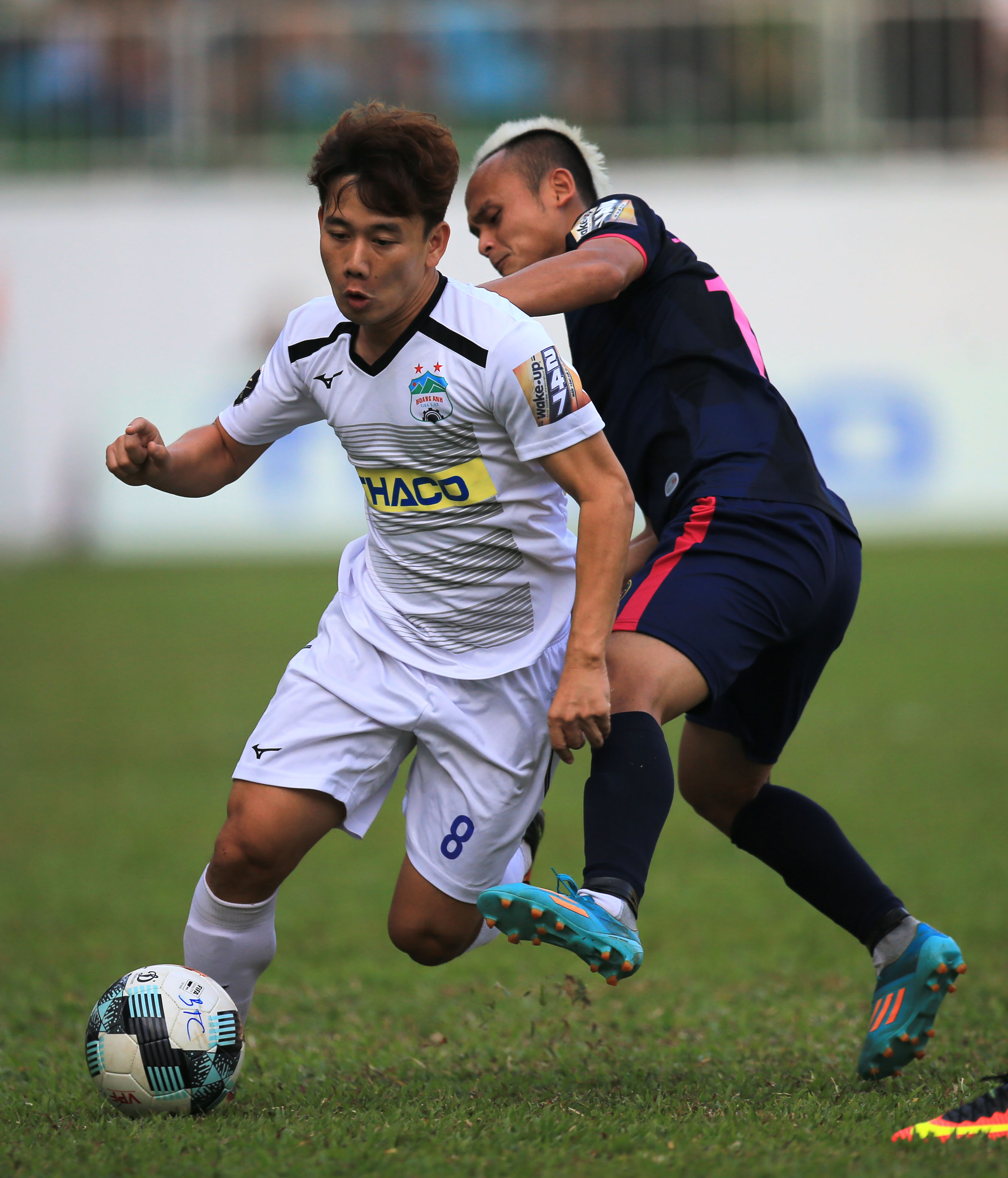 19h00 ngày 14/09, Sài Gòn FC vs HAGL: Thắng để sinh tồn - Bóng Đá