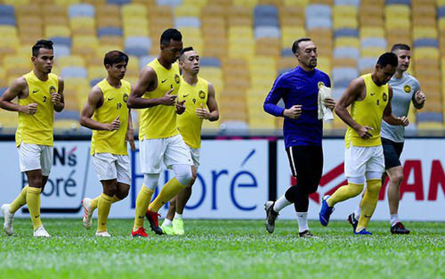 5 cầu thủ chấn thương, ĐT Malaysia gặp khó trước trận gặp ĐT Việt Nam - Bóng Đá
