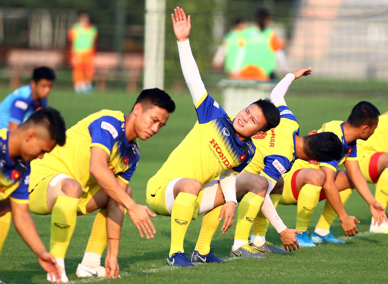 HLV Park Hang-seo có thêm 6 viện binh trở về từ Triều Tiên - Bóng Đá