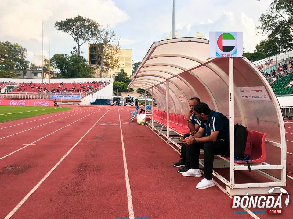 TRỰC TIẾP U22 Việt Nam vs U22 UAE: Đội hình dự kiến - Bóng Đá