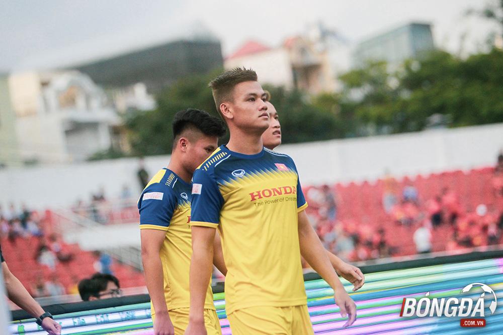 TRỰC TIẾP U22 Việt Nam vs U22 UAE: Tiến Dũng, Đức Chinh đá chính - Bóng Đá