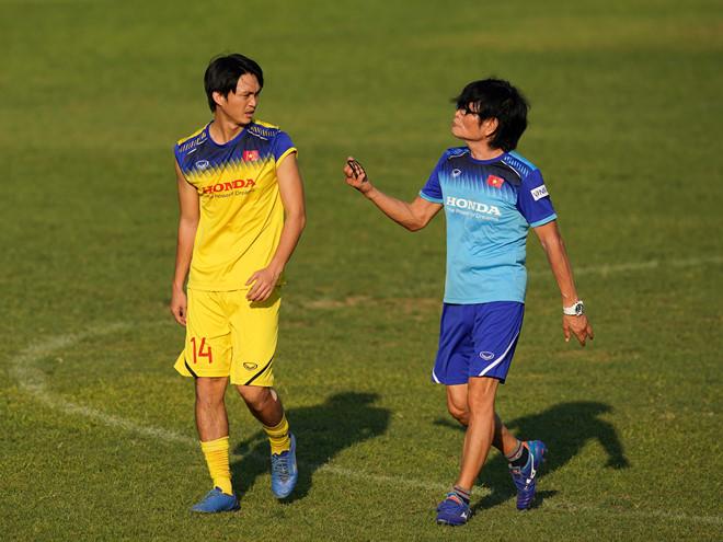 NÓNG: Tuấn Anh sẽ không ra sân trong trận đấu với Indonesia - Bóng Đá