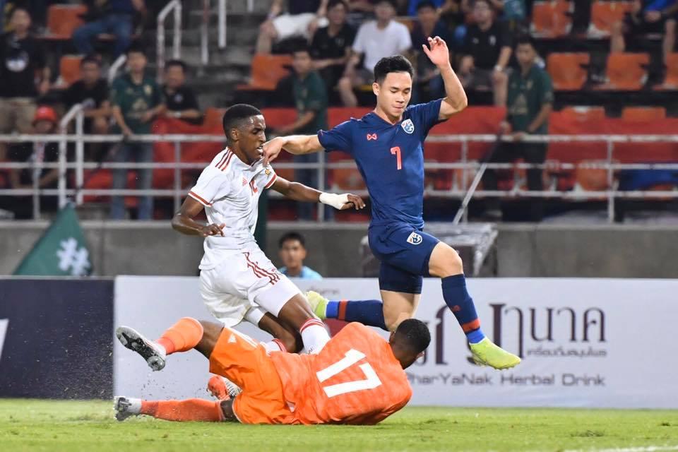 Sau trận Thái Lan vs UAE - Bóng Đá