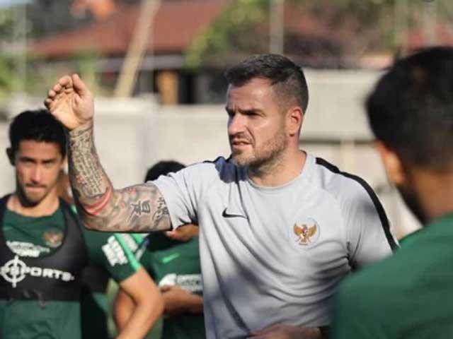 Đã rõ lý do LĐBĐ Indonesia chưa sa thải HLV McMenemy sau trận thua ĐT Việt Nam - Bóng Đá