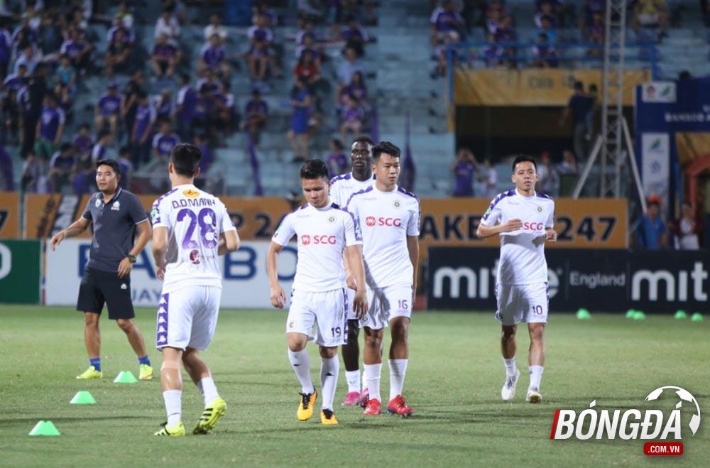 TRỰC TIẾP CLB Hà Nội vs CLB TP.HCM: Chủ nhà sử dụng 7 tuyển thủ quốc gia - Bóng Đá