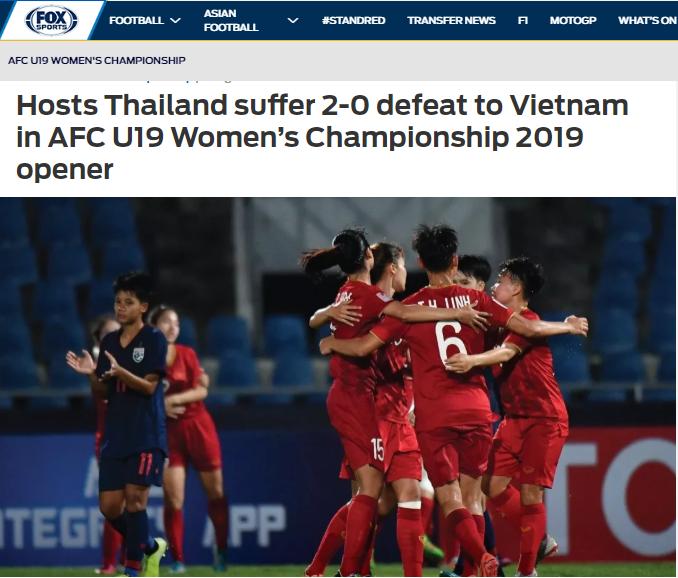 Báo châu Á nói 1 điều về chiến thắng của Việt Nam trước Thái Lan - Bóng Đá