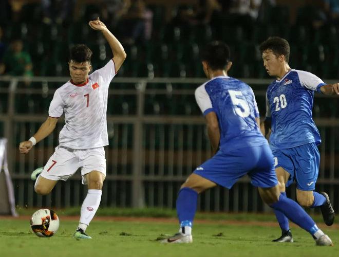 Sao trẻ HAGL nổ súng, U19 Việt Nam giành trọn 3 điểm trước Mông Cổ - Bóng Đá
