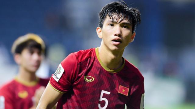 Không có Đoàn Văn Hậu, thầy Park sẽ chọn ai đá vị trí hậu vệ trái ở U23 Việt Nam? - Bóng Đá