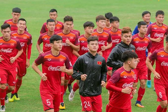 Báo châu Á nói gì về danh sách U22 Việt Nam dự SEA Games 30? - Bóng Đá