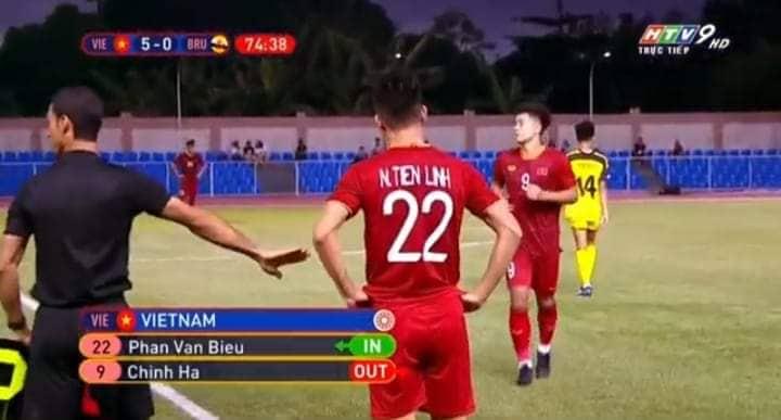 Đây, bằng chứng cho sự nghiệp dư của BTC SEA Games ở đấu của U22 Việt Nam - Bóng Đá