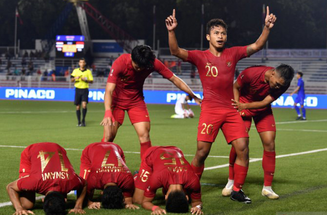 sau trận Indonesia vs Singapore - Bóng Đá
