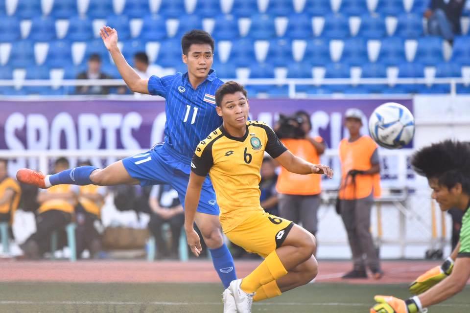 Sau trận U22 Thái Lan vs U22 Brunei - Bóng Đá