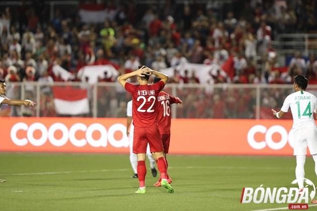 Đội hình ra sân U22 Việt Nam đấu Singapore - Bóng Đá