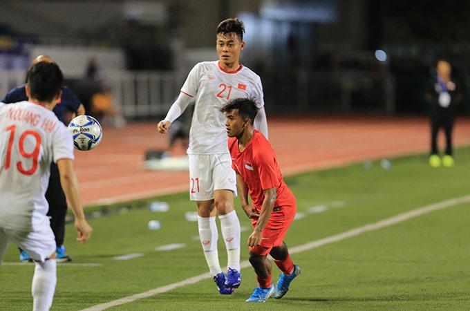 Đội hình ra sân U22 Việt Nam đấu Indonesia: Văn Lâm 2.0,