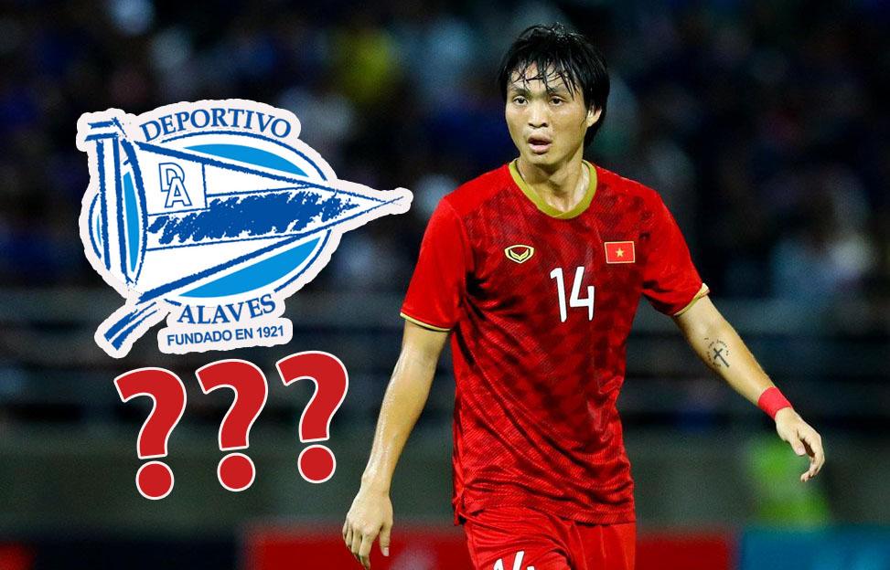 Báo châu Á: Đây, lý do Deportivo Alaves đưa Tuấn Anh vào tầm ngắm - Bóng Đá