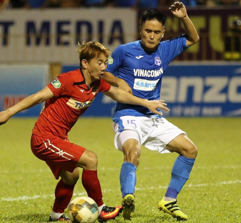 Giao hữu tiền V-League 2020: Minh Vương, Huy Toàn đồng loạt lập công - Bóng Đá