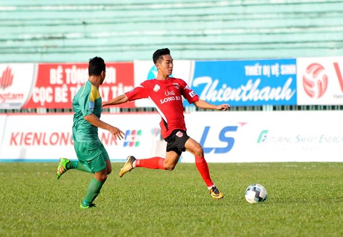 Giao hữu tiền V-League 2020: Huy Toàn, Minh Vương đồng loạt nổ súng - Bóng Đá