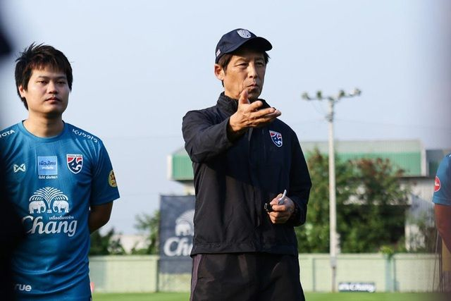 Thắng Bahrain 5 sao, HLV Nishino vẫn bi quan về U23 Thái Lan - Bóng Đá