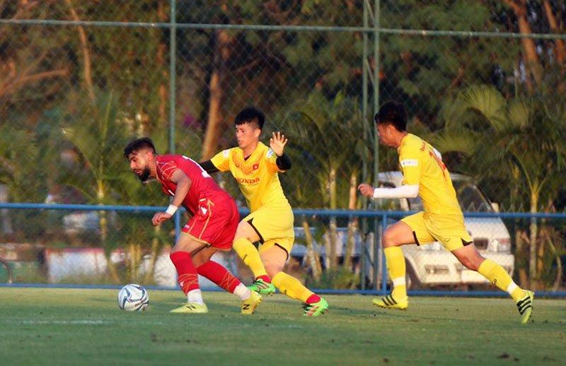 Trước trận Việt Nam vs UAE - Bóng Đá
