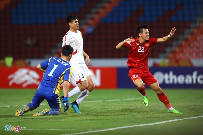 TRỰC TIẾP U23 Việt Nam 1-0 U23 Triều Tiên (Hiệp 1): Tiến Linh khai hoả - Bóng Đá