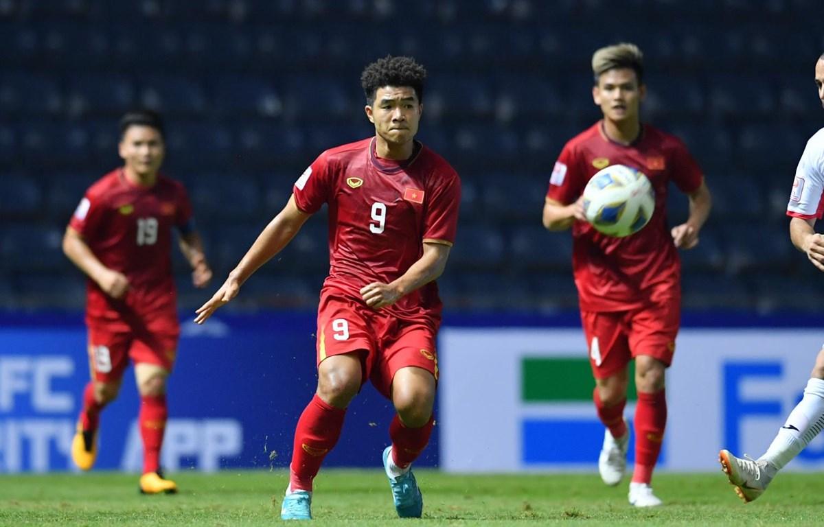 Trang chủ AFC chỉ ra 4 cầu thủ nổi bật của U23 Việt Nam trận gặp Triều Tiên - Bóng Đá
